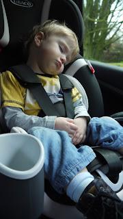 car seat, Graco Nautilus