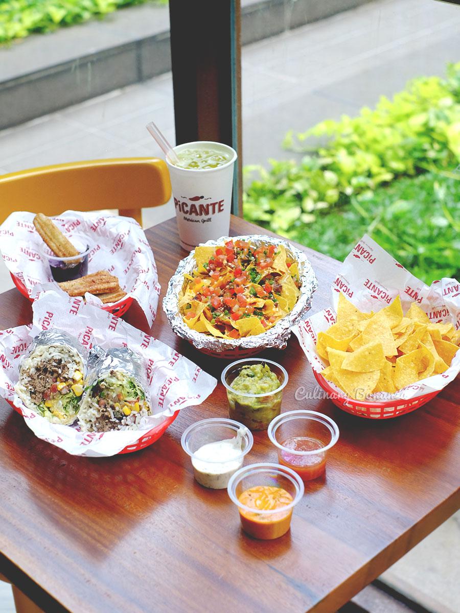 Picante Mexican Grill (www.culinarybonanza.com)