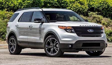 choice 2016 ford explorer price and review. Black Bedroom Furniture Sets. Home Design Ideas