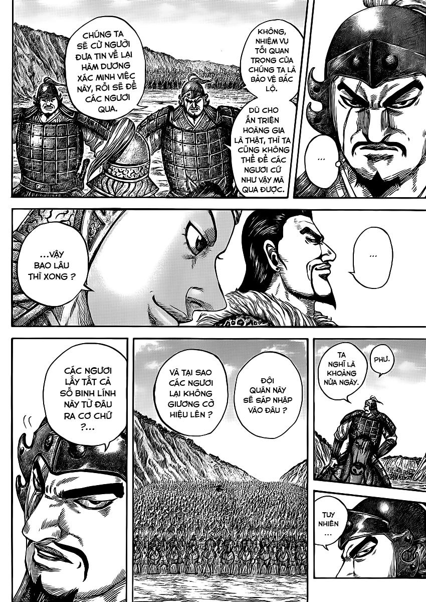 Kingdom - Vương Giả Thiên Hạ Chapter 414 !!!! page 6 - IZTruyenTranh.com