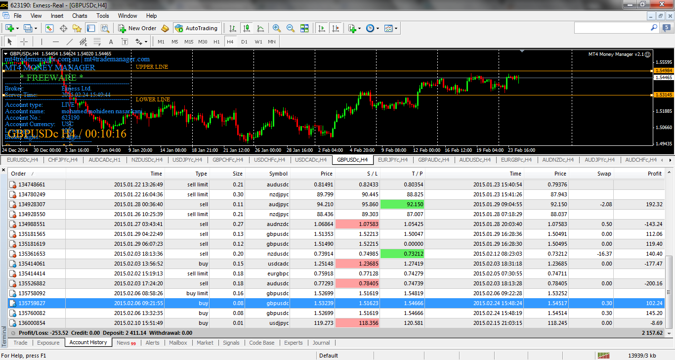 Forex cash printer free