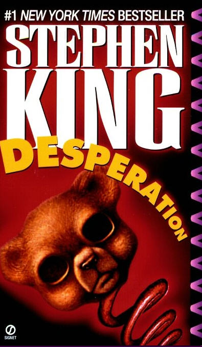 an analysis of the horror novel desperation by stephen king An astounding fall season for king unfolds with three new novels: of the dual novels are god the cruel (desperation) classic horror: king's most.