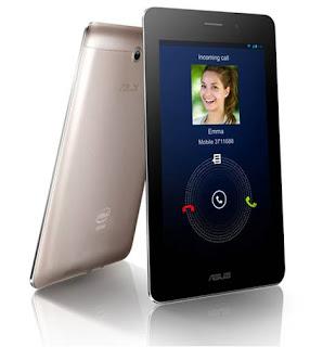 Fonepad adalah Tablet 7 Inci Dengan Fungsi Telepon keluaran Asus