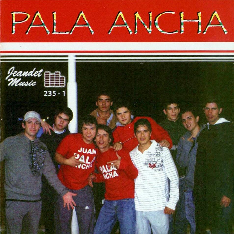 Pala Ancha - Pala Ancha (2008)
