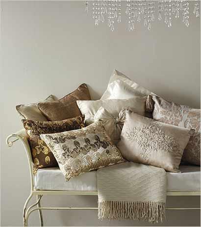 Decorando dormitorios fotos de cojines decorativos para salas - Decorar cojines ...