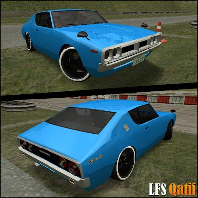 XR - Skyline GT77