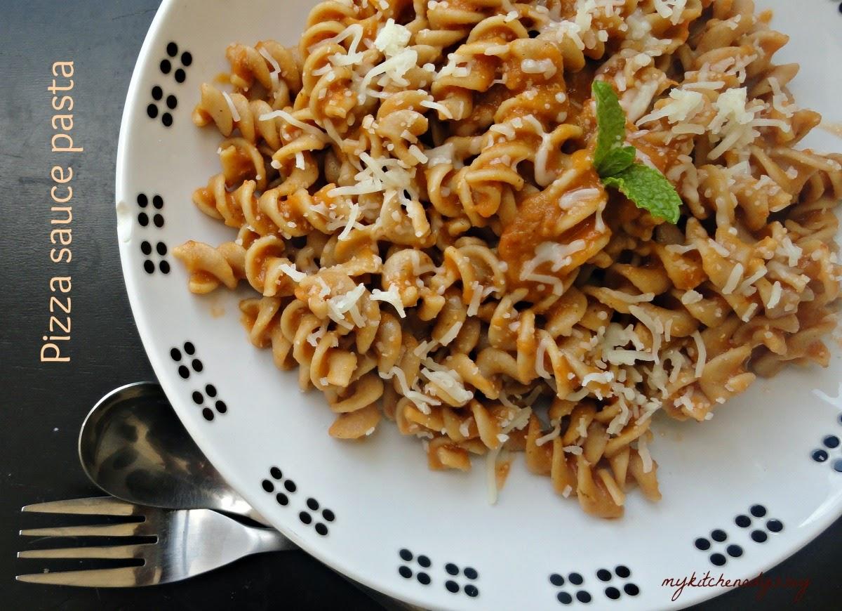Tomato Pasta Ready