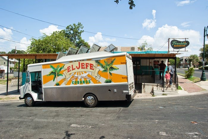 chef-el jefe-food truck