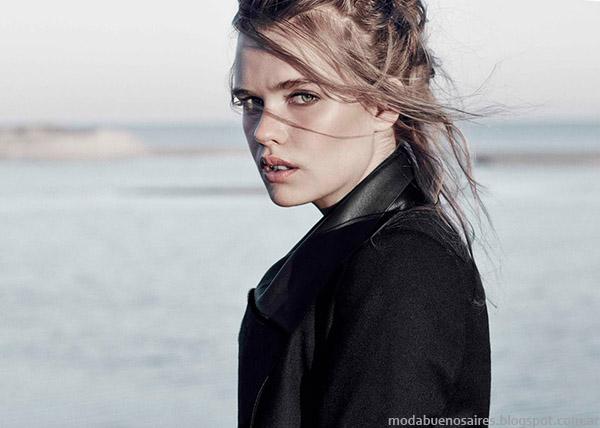 Paula Cahen D'Anvers sacos otoño invierno 2015. Moda invierno 2015.