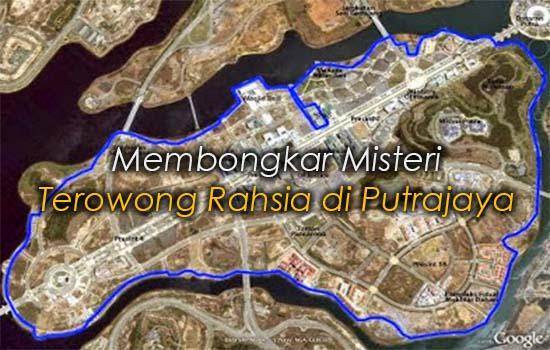 Rupanya Ada Terowong Rahsia di Putrajaya