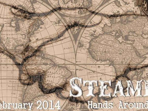 Steampunk Hands Around the World: Tidioute, PA