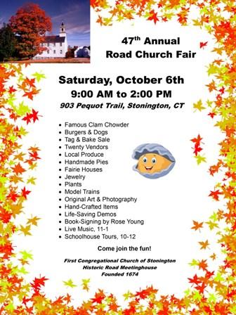 Road Church Fall Fair