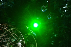 Ein grüner Stern...
