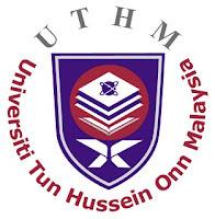 Jawatan Kerja Kosong Universiti Tun Hussein Onn Malaysia (UTHM) logo