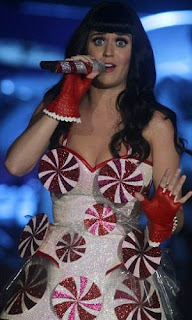 Model Baju Terbaru Ala Katy Perry