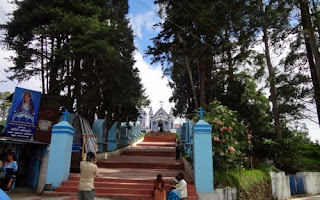La Salette Church,Kodaikanal