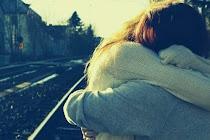 Porque con un abrazo se dice mucho