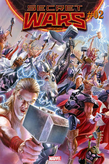 COMICS DIGITALES Secret-Wars-2-portada-thors