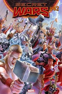 mundo - COMICS DIGITALES Secret-Wars-2-portada-thors