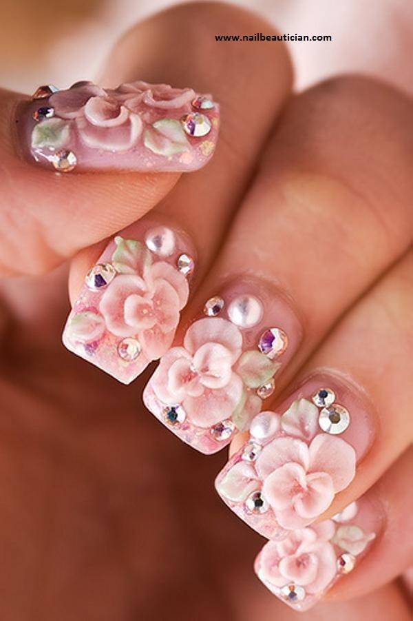 Unique How To Do Fancy Nails Elaboration - Nail Art Ideas - morihati.com