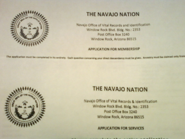 Adopted Native Americans/Real ID ACT: The Envelope Please...from ...