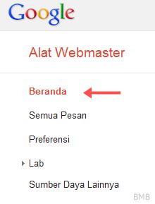 bagaimana cara mendaftarkan sitemap blog ke google