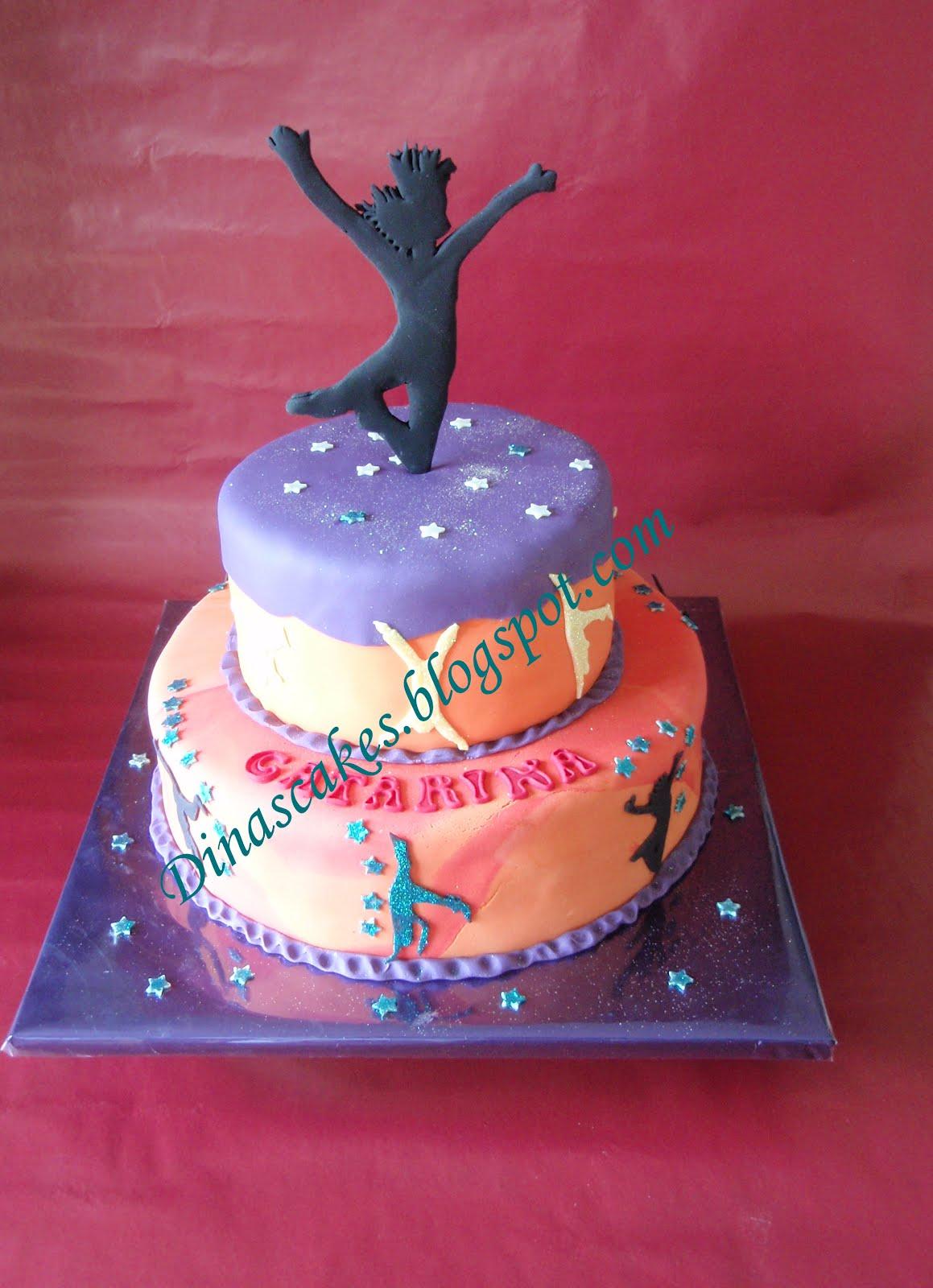 Dina S Cakes Street Dance