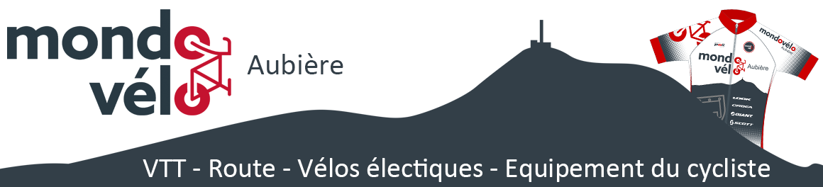 Mondovélo Cycles Mazeyrat Clermont-Ferrand Aubière