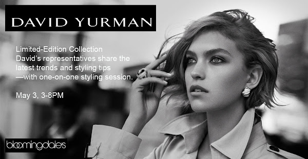 David Yurman trunk show