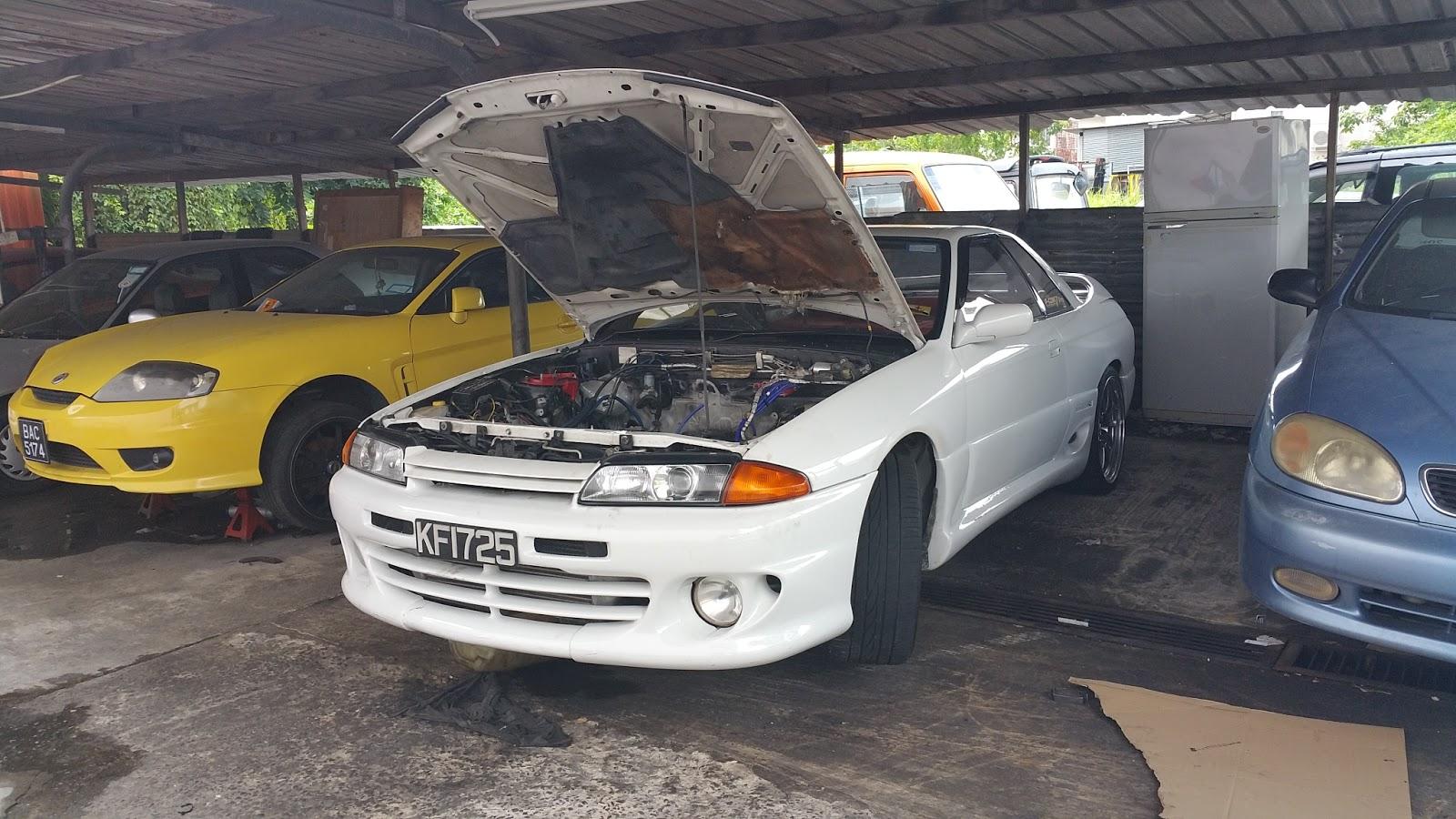 Brunei Car Spotting In Brunei Hks