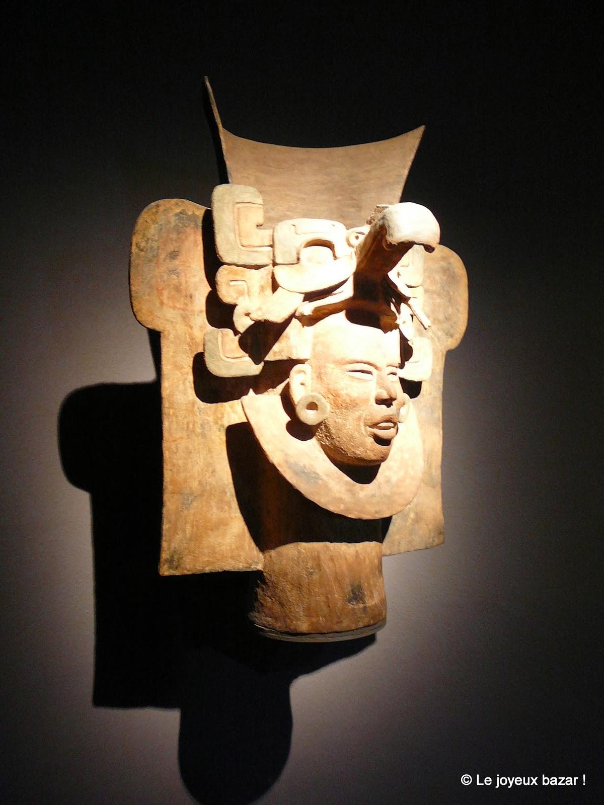 Mexique - musée d'Anthropologie de Mexico