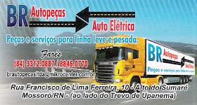 BR AUTOPEÇAS AUTO ELETRICA