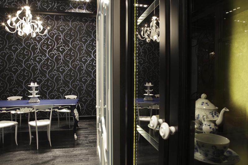 Luxury goes living visita ai padiglioni dell 39 arredamento for Arredamento salone classico