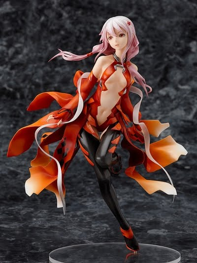 Inori Yuzuriha Guilty Crown PVC Figure Good Smile