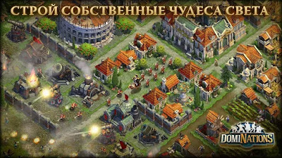 DomiNations 2.2.93 Mod Apk (Unlimited Money)