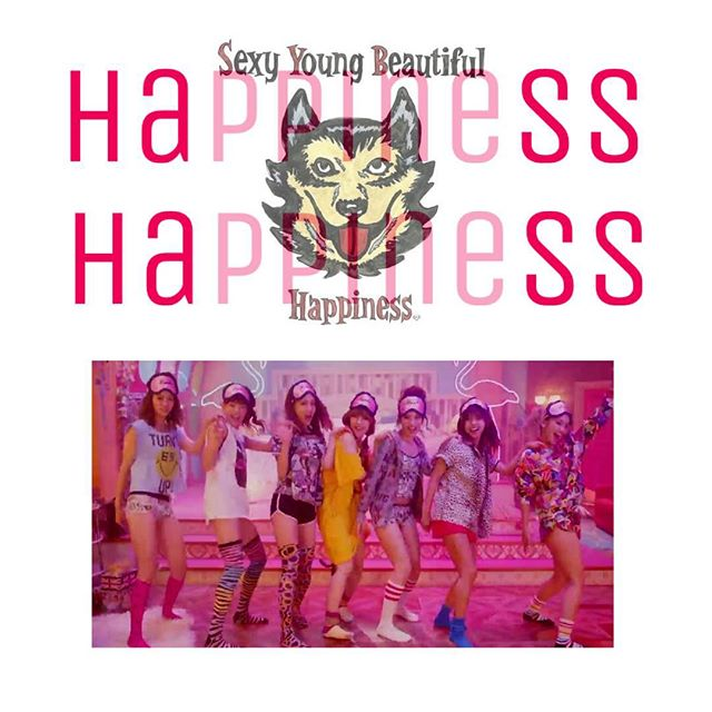 [Single] Happiness – Sexy Young Beautiful (2016.02.03/MP3/RAR)