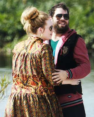 picture Adele and Boyfriend
