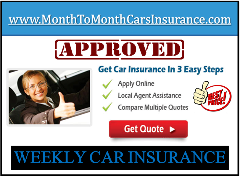 Best Car Insurance For One Week With No Credit