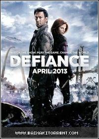 Capa Baixar Série Defiance 1ª, 2ª Temporada Torrent Baixaki Download
