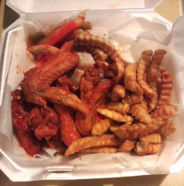 all about dem wangs ken s food find