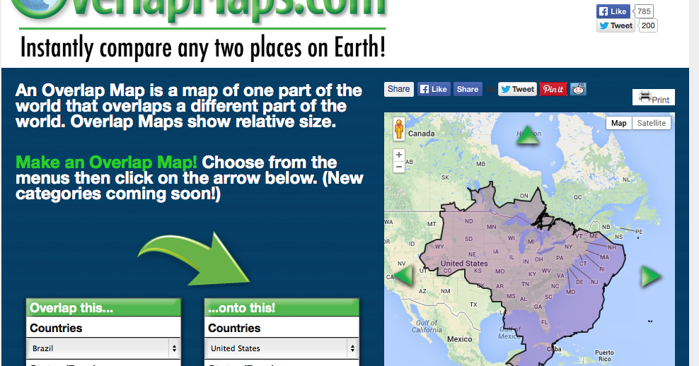 windy hill homeschool a review of overlap maps