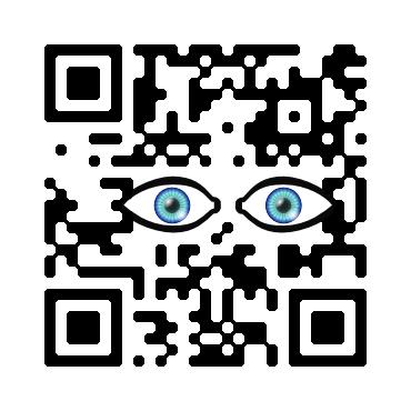 Custom QR Code Eyes