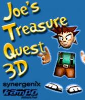 Joe's Treasure Quest 3D S60v2 Game