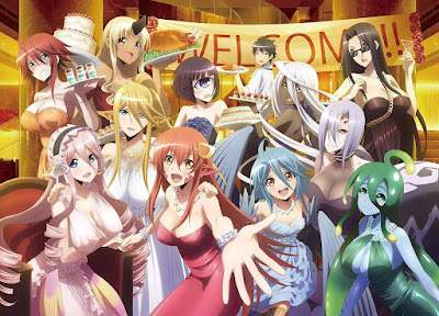 Tidak Ada Pengumuman Anime Monster Musume Season 2 Pada Interspecies Exchange Party