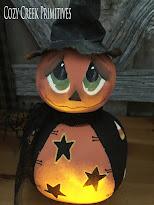 Drusilla Pumpkin Witch