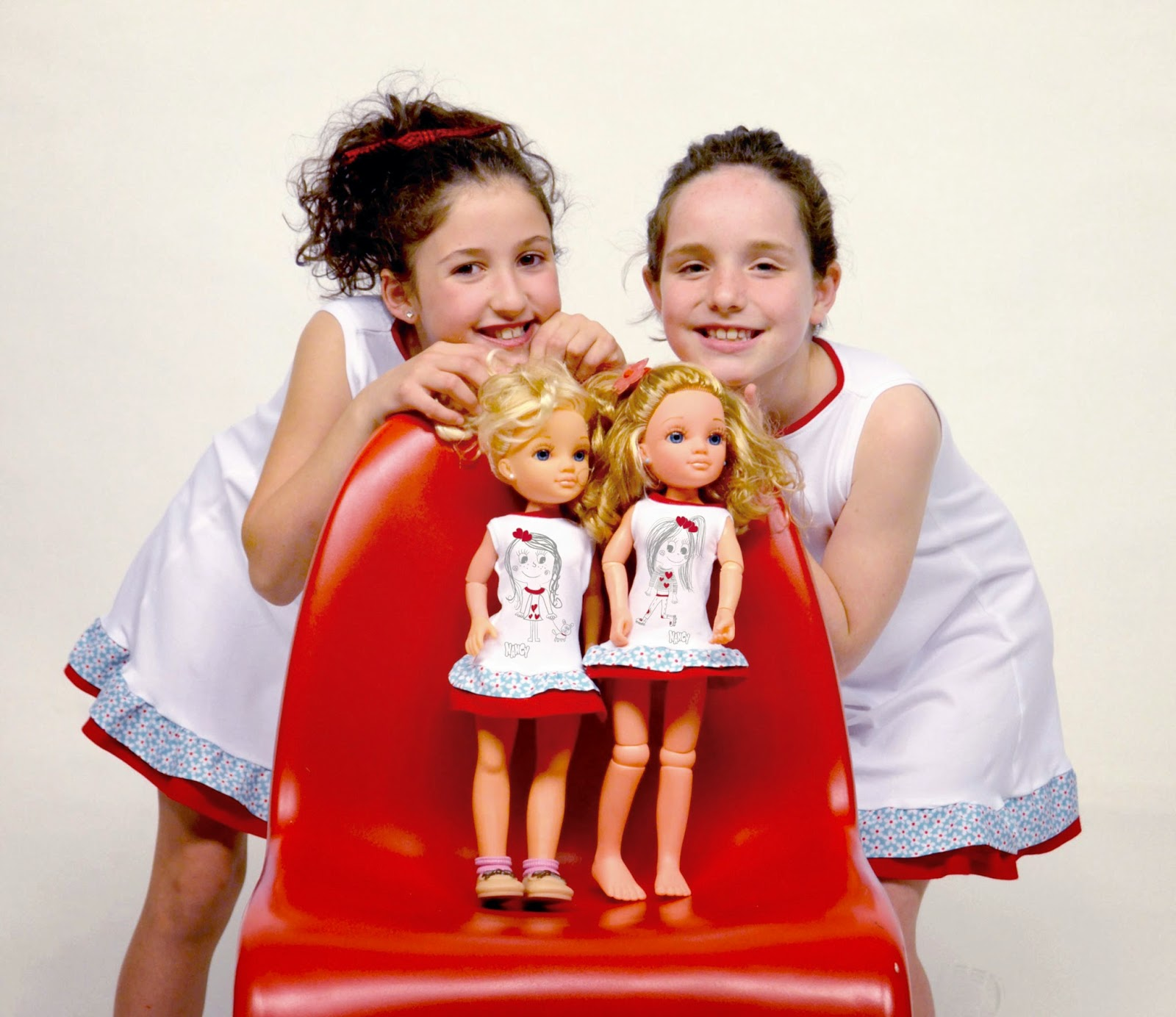 Concurso Nancy y Kiddy mini model