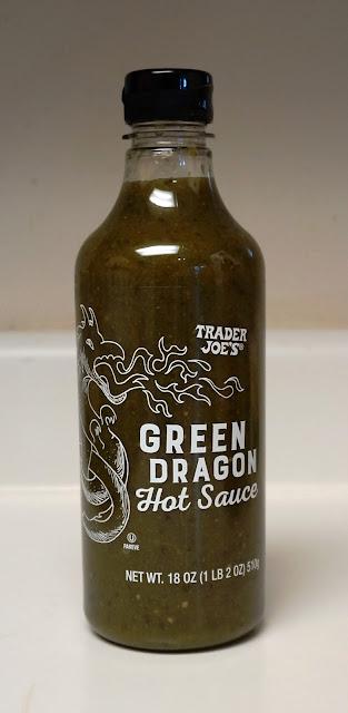 Exploring trader joe 39 s trader joe 39 s green dragon hot sauce for Trader joe s fish sauce
