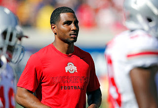 Braxton Miller to switch positions from QB to wide receiver.