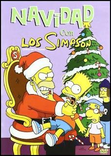 Imagenes de navidad de los simpson