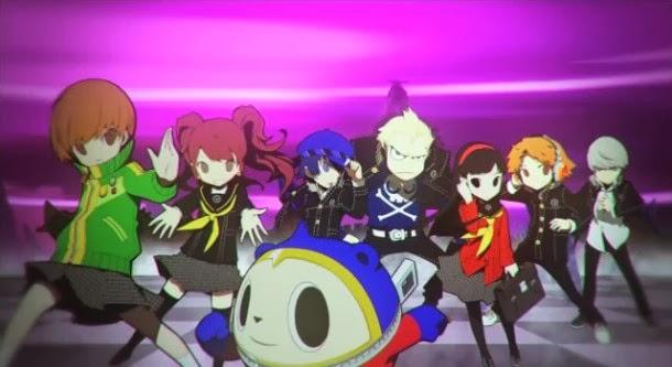 Vídeos de Persona Q: Shadow of the Labyrinth dedicados a Chie Satonaka y Akihiko Sanada
